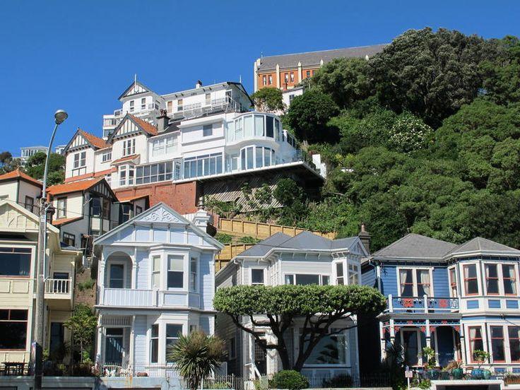 Oriental Bay Houses