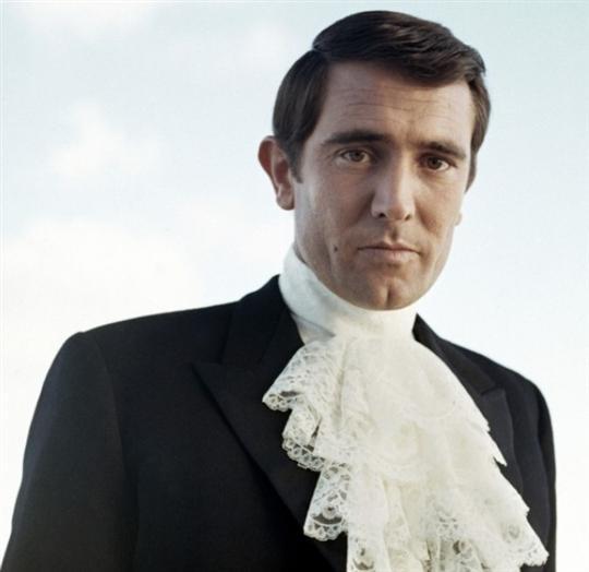 George Lazenby... George Lazenby James Bond