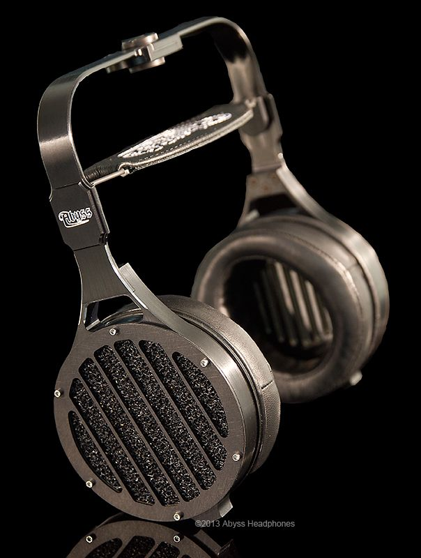 Abyss AB-1266 headphones run $5,495, but they're worth it http://cnet.co/1aWSawy