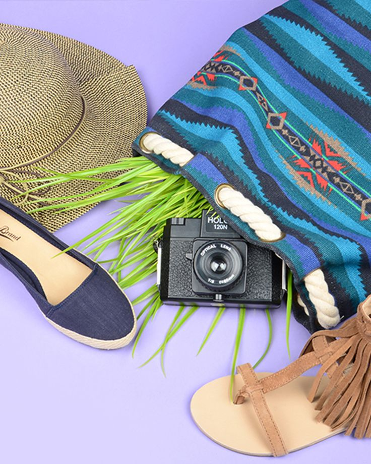 Take it easy in a pair of slip-on shoes while on-the-go this summer!