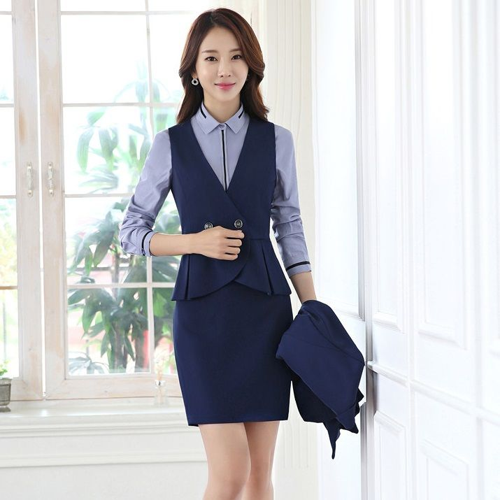 Cheap Business Office Uniforms Buy Quality Office Uniforms Directly