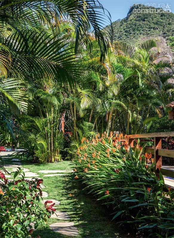 25 melhores ideias de paisagismo tropical no pinterest for O jardins d eglantine