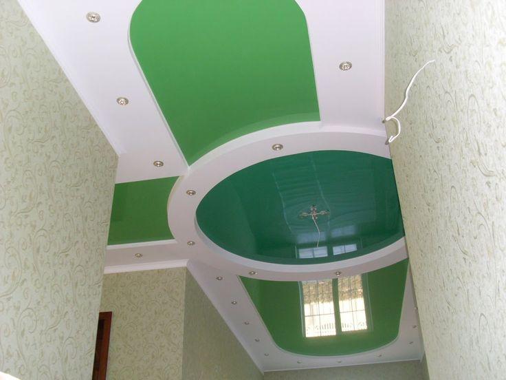 Натяжной потолок в прихожей - варианты дизайна