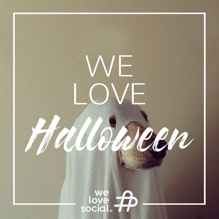 👻👻👻 We Love Halloween 👻👻👻 #TrickorTreat #Halloween #WeLoveSocial