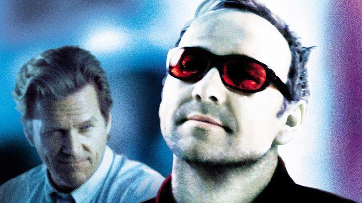 K-Pax (2001) - Dirigida por Iain Softley y protagonizada por Kevin Spacey, Jeff Bridges y Mary McCormack.