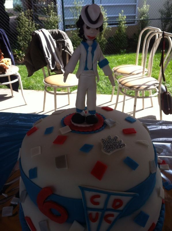 Michael Jackson cake, uc, cduc, feliz cumpleaños,