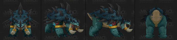Zandalari Guardian form! #worldofwarcraft #blizzard #Hearthstone #wow #Warcraft #BlizzardCS #gaming