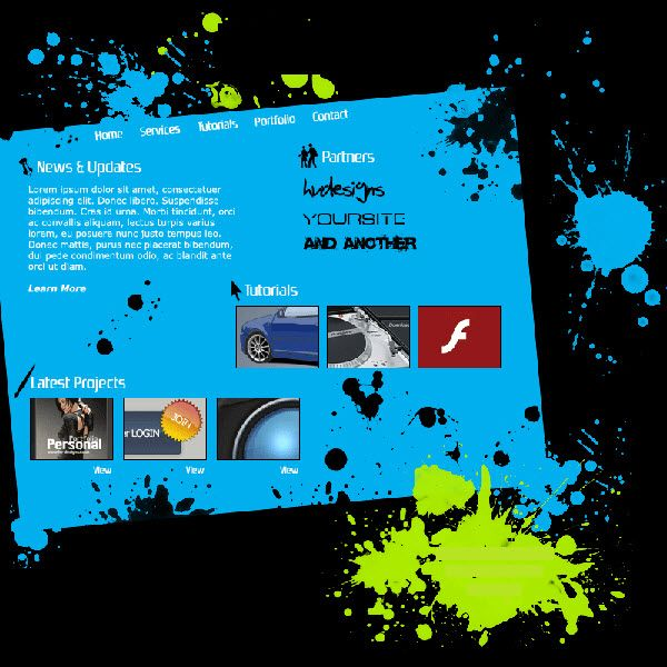 Web design has become a very lucrative business as more and more companies create websites.