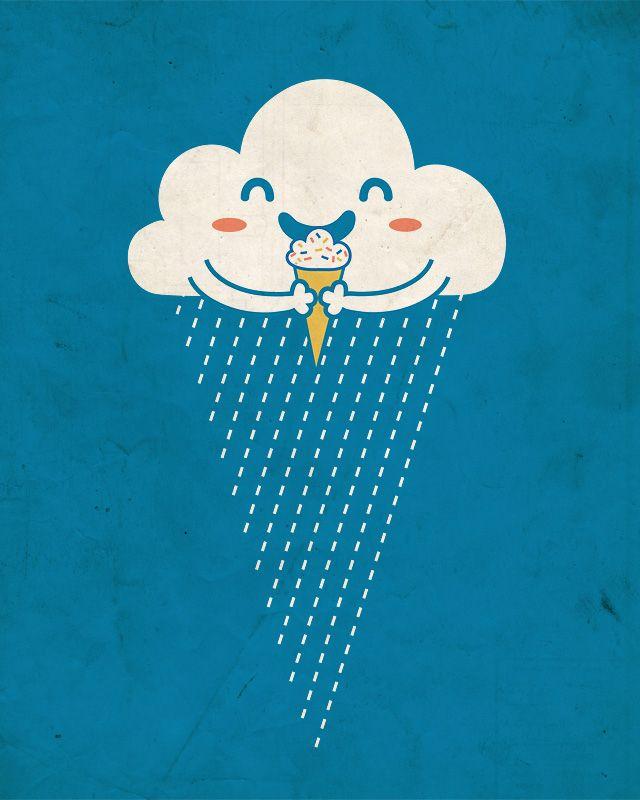 """""""Ice-cream Rain"""""""