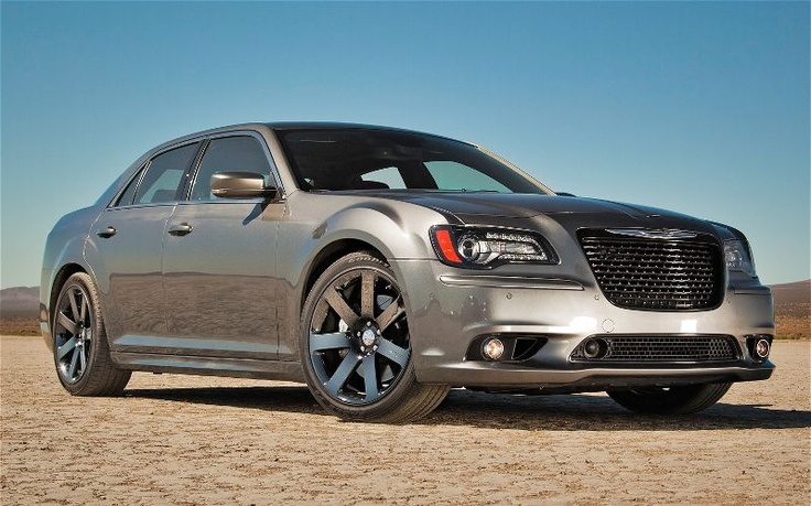 Chrysler srt-8
