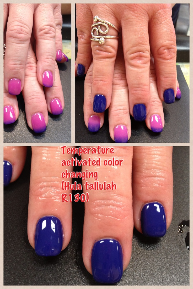 Manicure With Gel Ii Colour
