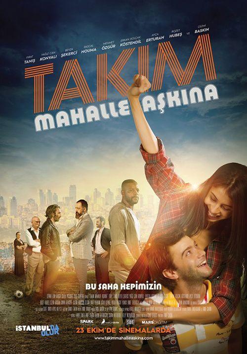 Takim - Mahalle Askina (Turkey)