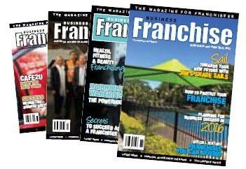 Browse through the Top 10 Franchises in Australia