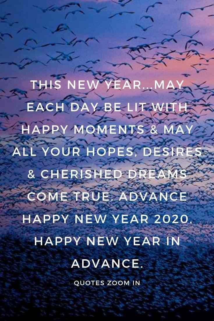 Advance New Year 2020 Greetings And Cards This New Year May