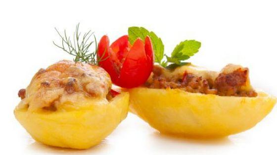 Rozmýšľate čo na obed? A čo tak plnené a zapečené zemiaky? Je to rýchly, finančne a časovo nenáročný obed. Určite budú chodiť celej rodine a hlavne...