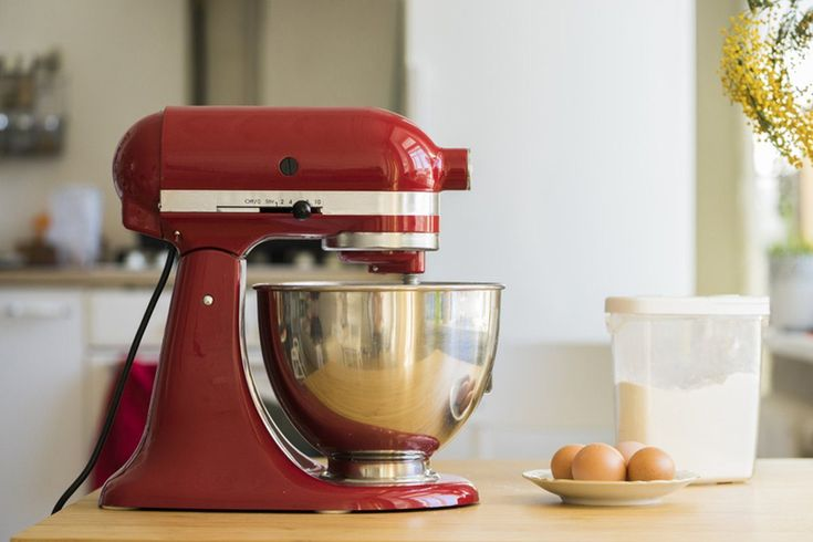 How to fix your kitchenaid mixer with the turn of one