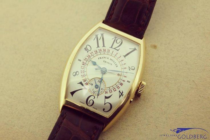 goldbergjuweliers#vintage#Frank#Muller#art 57462