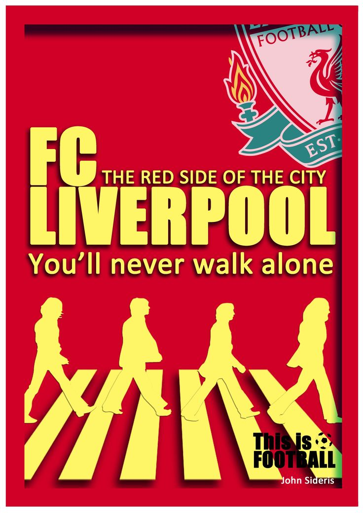 FC Liverpool Abby Road