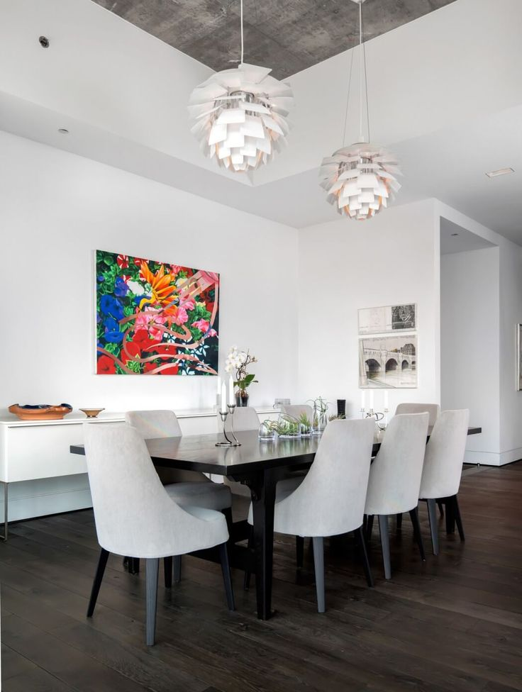 Two Penthouses Merged into Expansive Home: The Chicago Hi-Rise Project - http://freshome.com/two-penthouses-merged-intp-expansive-home-the-chicagi-hi-rise-project