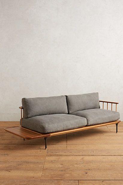 Kalmar Sofa #anthropologie