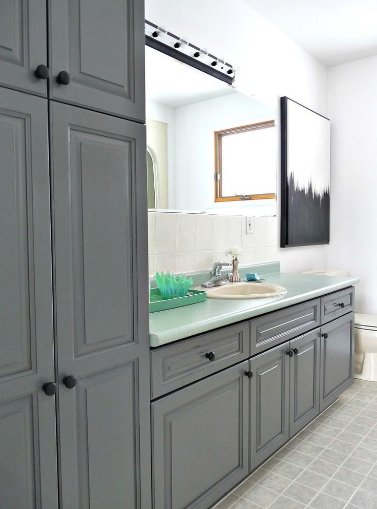 Best Rustoleum Cabinet Transformation Ideas On Pinterest - Bathroom and kitchen resurfacing for bathroom decor ideas