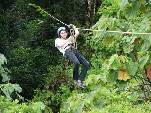 A friend of mine organizes service adventures, a mix of fun and meaning. Costa Rica sounds nice.