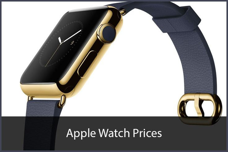 Apple Watch Price: How Much Can You Go For Apple Watch?