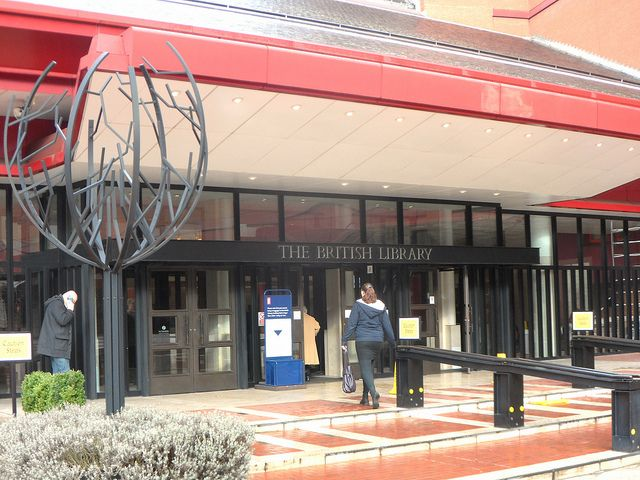 The British Library in London | Europe a la Carte Travel Blog