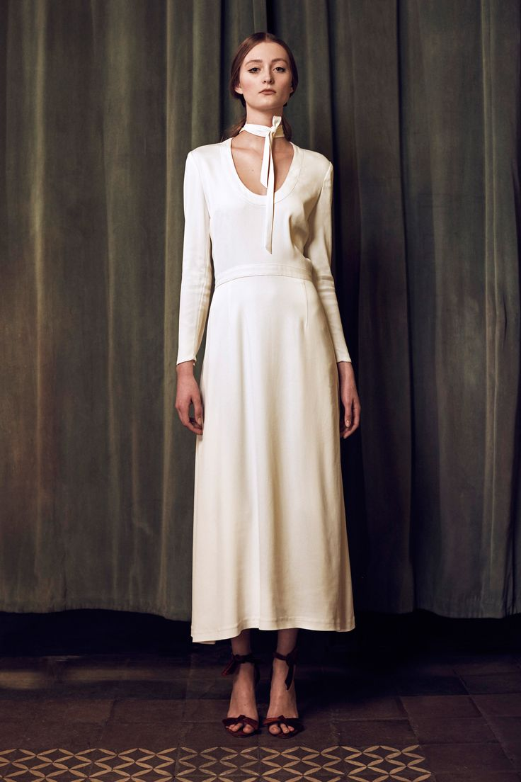 Katie Ermilio Fall 2016 Ready-to-Wear Fashion Show