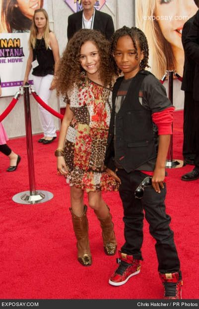 Madison Pettis And Jaden Smith Kissing 46 best images about I