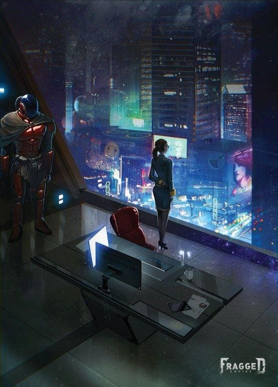 The Corporation : Cyberpunk