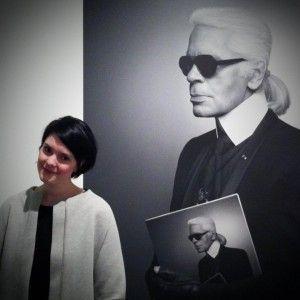 #maja #Grafik-Bienchen #Stylerin #Lagerfeld #mylittlejob