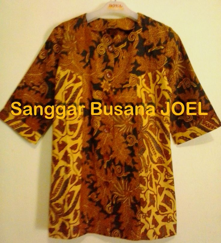 More than just a Batik...