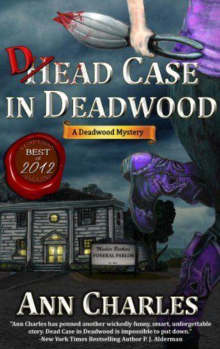 Dead Case in Deadwood (Deadwood Humorous Mystery Book 3) by Ann Charles http://www.amazon.com/dp/B007IZY1S2/ref=cm_sw_r_pi_dp_WIoVwb1SJ7KDK