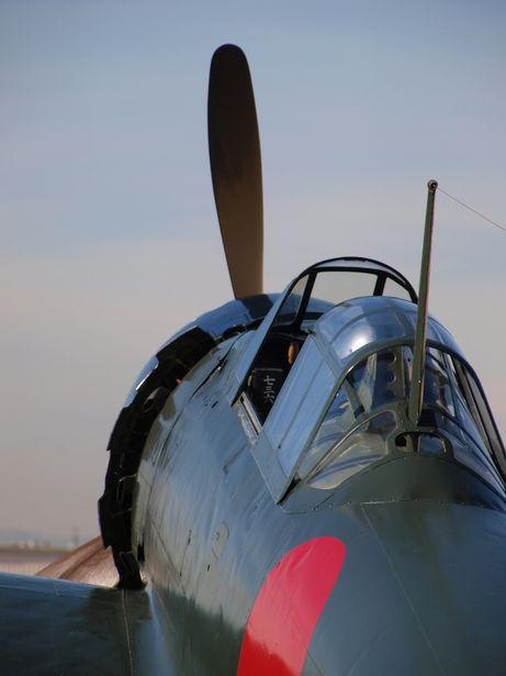 "Aircraft.零式艦上戦闘機A6M5""Zeke"""