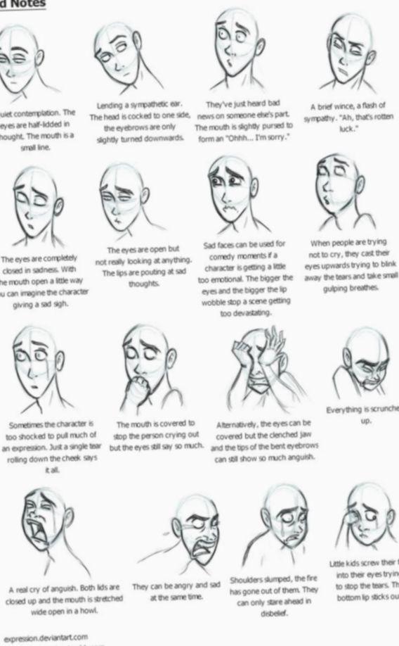 Anime Face Expressions Female Bnha Bokunoheroacademia Katsuki Drawing Expressions Facial Expressions Drawing Anime Faces Expressions