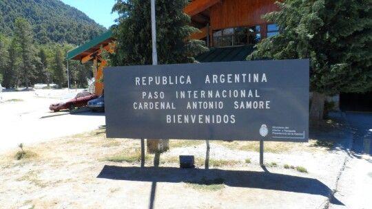 Paso Chile a Argentina, febrero 2013