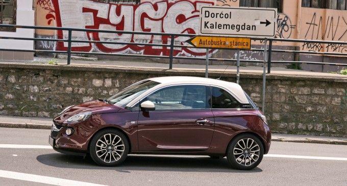 Opel Adam 1,4 Glam/Enjoy Chic