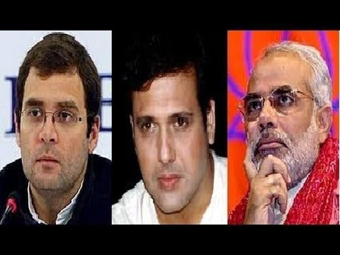 GUESS ! Who Govinda wants the India's next PRIME MINISTER.