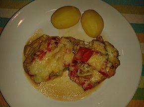 Fettarme Ofenschnitzel 1