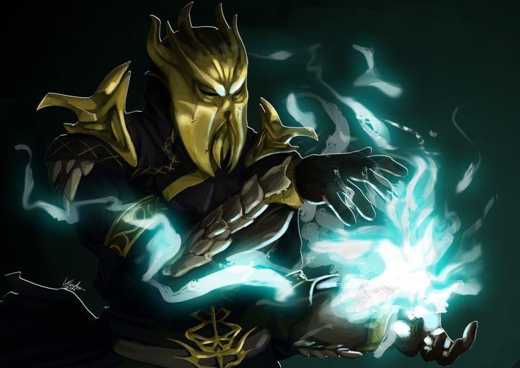 Fanart Miraak Elder Scrolls Lore Elder Scrolls V Skyrim Elder Scrolls Skyrim