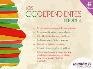 parejasparejasparejas: Codependencia y dependencia emocional....