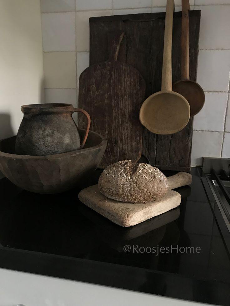 Decoreren met oud hout
