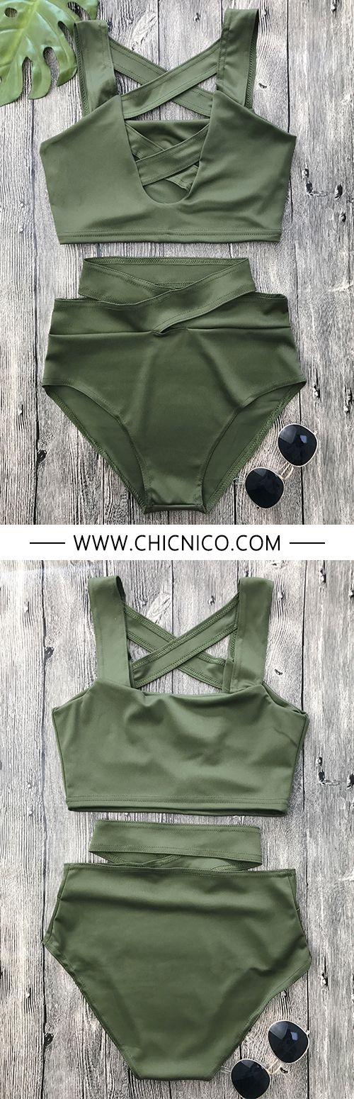 Now got the perfect swimwear for you. — — Search more at chicnico.com http://amzn.to/2tuqBJk