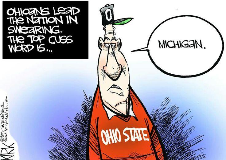 Ohio State vs Michigan