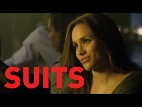 Suits   'Mike and Rachel' from Season 1