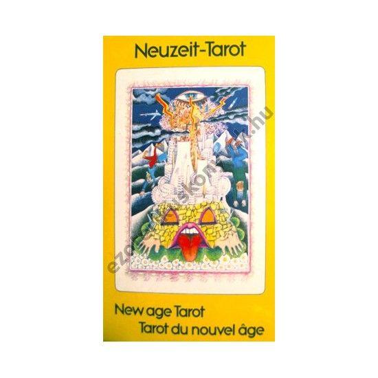 New Age Tarot - Neuzeit Tarot - Tarot du Nouvel Age Kártya