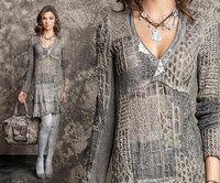 Модное тёплое платье, в бутике и макси, и обычная (цена 14 625 р. Продано) модель
