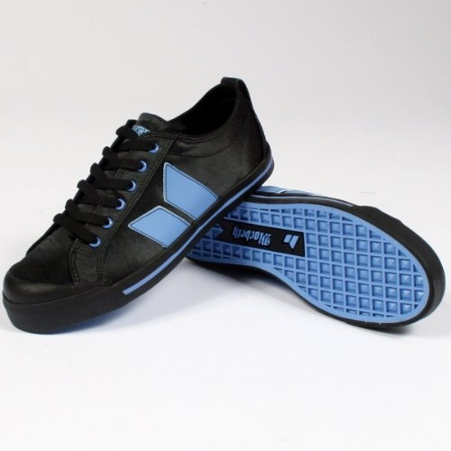 Pale Blue Shoes