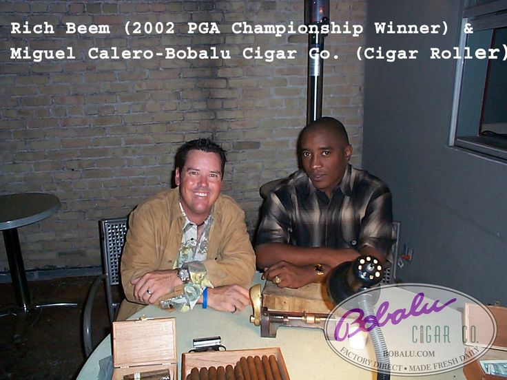 For your favorite cigar lover: Rich Beem the 2002 PGA winner enjoying cigars at his annual charity event. -  Win a free box of cigars!  http://ift.tt/1F4ZvH9  like what you see? Follow us for great cigar content from our factory in Austin Texas  www.bobalu.com  #cigar #cigars #cigarporn #botl #stogie #cigaraficionado #Cuban #cigarlife #smoke #nowsmoking #habanos #cuba #puros #havana #cigarroller #cubanscigars #stogie  #handrolledcigars #cigarfactory #flavoredcigars  #cigarcartel #boxer…